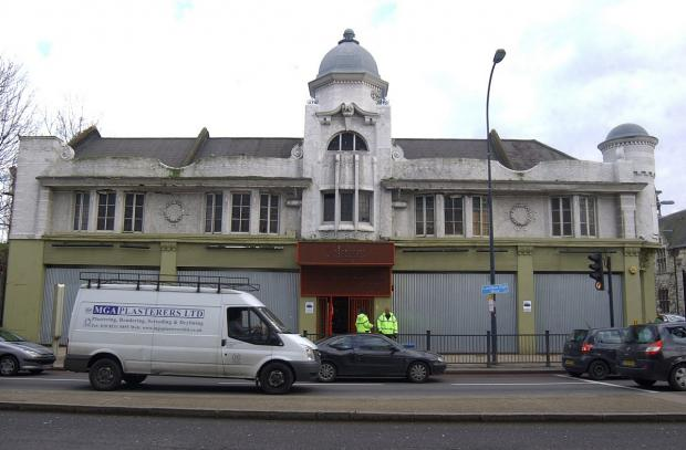 News Shopper: Former Lewisham Rileys snooker hall could become church-run community centre