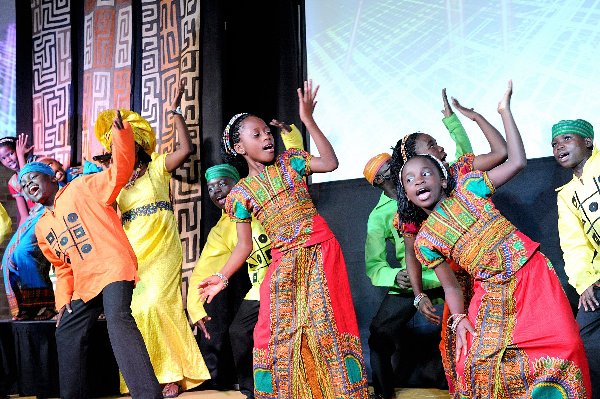 Choir for Ugandan orphans wows 1,300 concert-goers at Hextable church