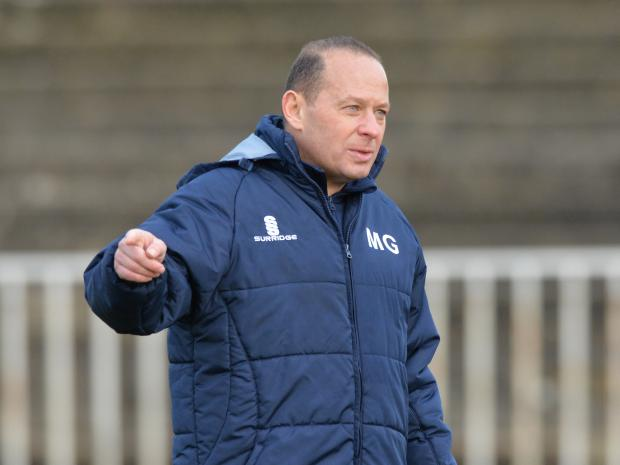 News Shopper: These are worrying times for Lillywhites boss Mark Goldberg. Picture by Keith Gillard.