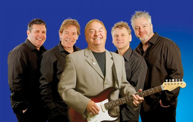 Gerry and the Pacemakers returning to Dartford with 60s Gold
