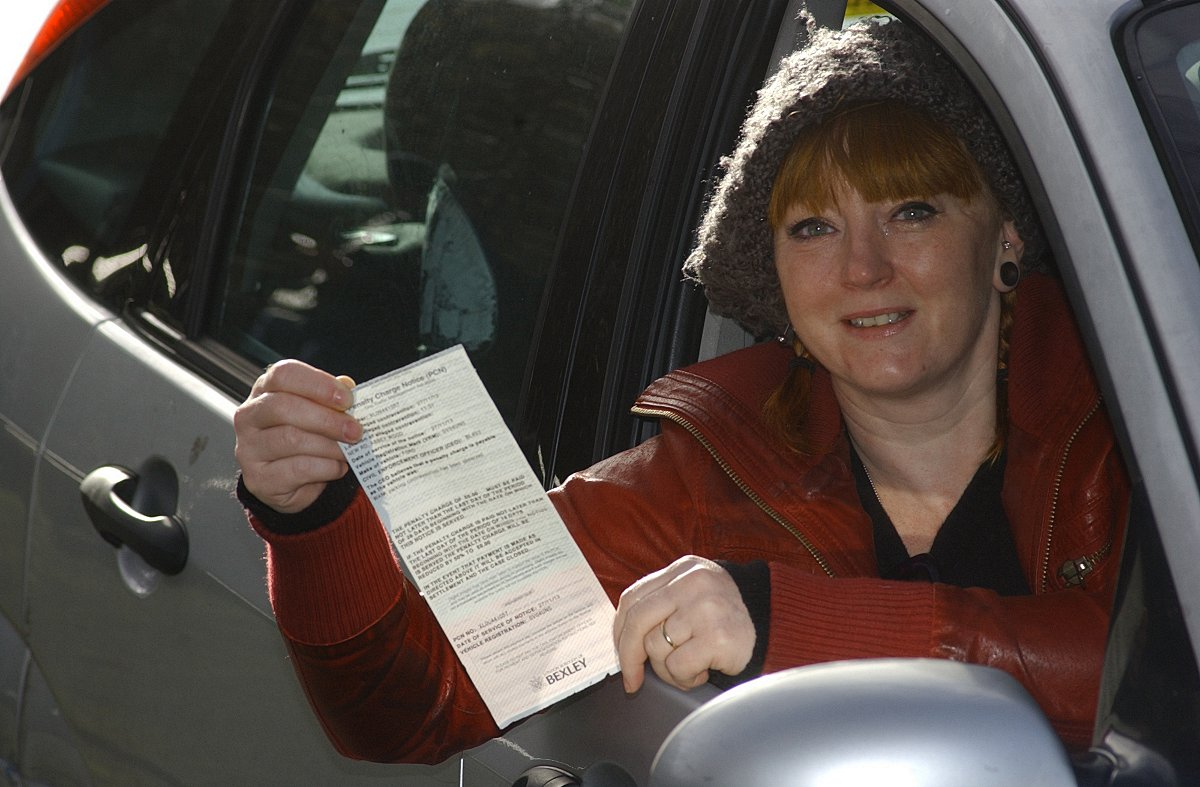 Abbey Wood commuter with £0 parking ticket gets chased up for non-existent fine