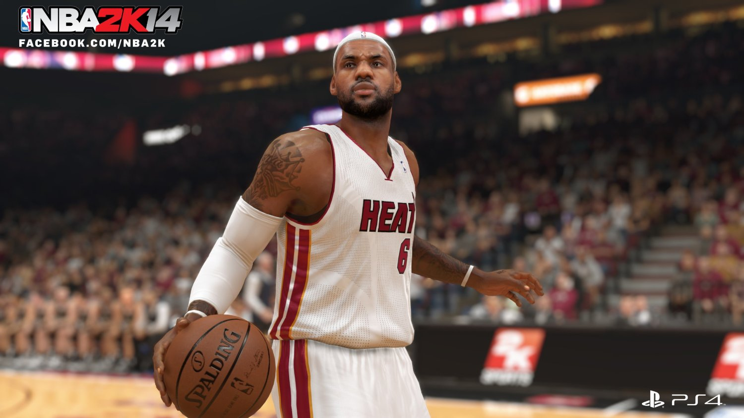 News Shopper: NBA 2K14 for PS4