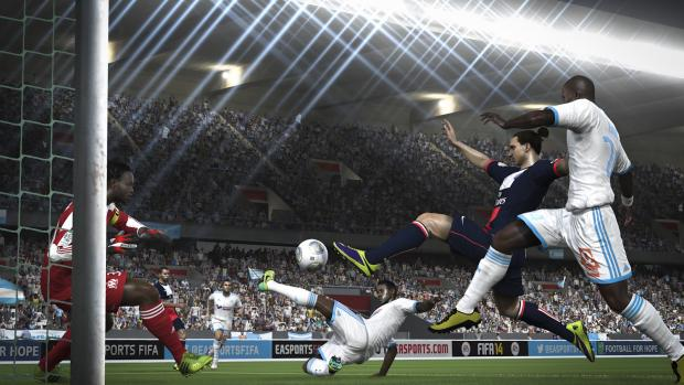 Fifa 14 for PS4 by EA Sports
