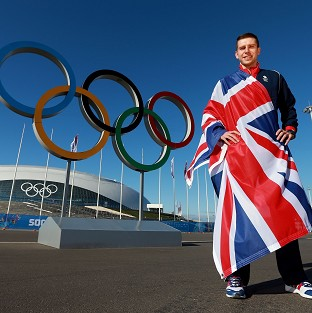 Short track speed skater Jon Eley has been chosen to carry the flag for Great Britain in Friday's opening ceremony of the 2014 Sochi Winter Olympics