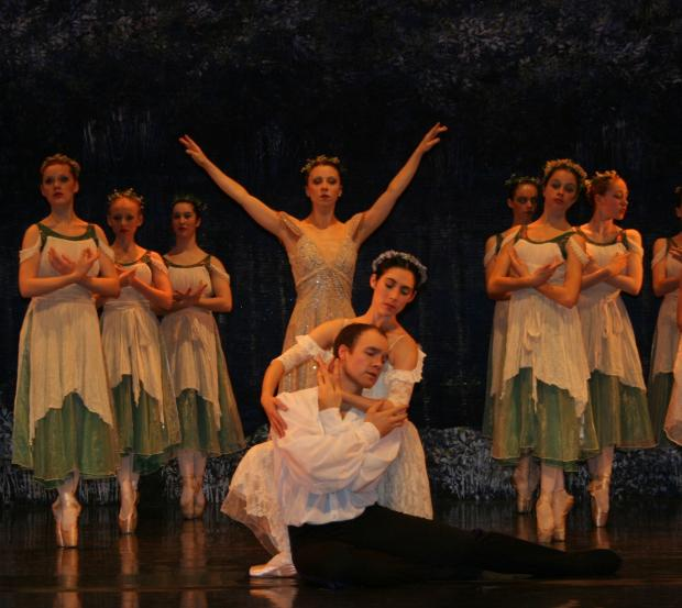 Young dancing stars invited to try out for English Youth Ballet production in Bromley