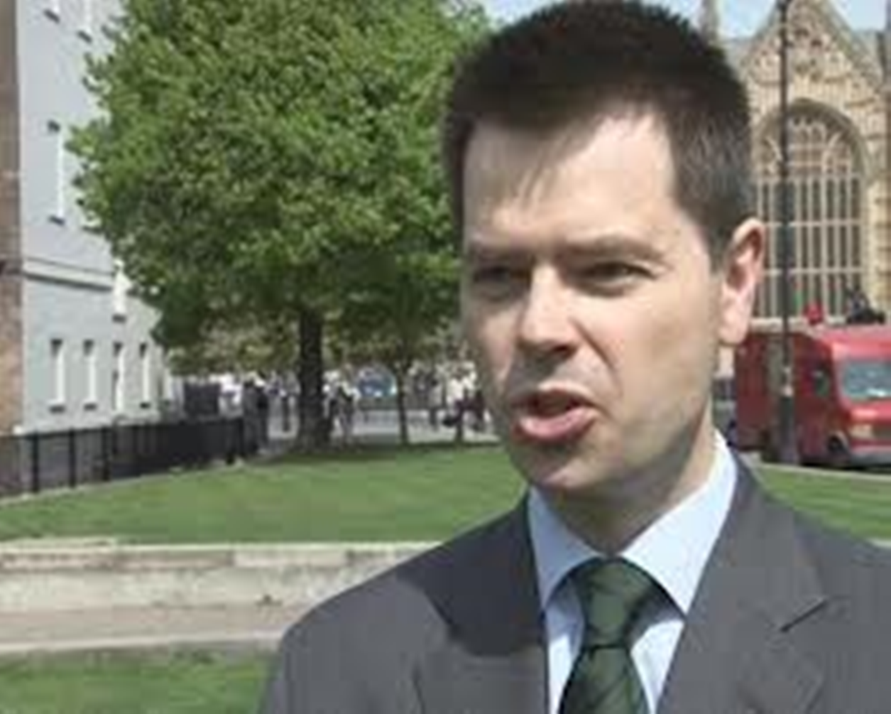 Sidcup and OId Bexley MP James Brokenshire.