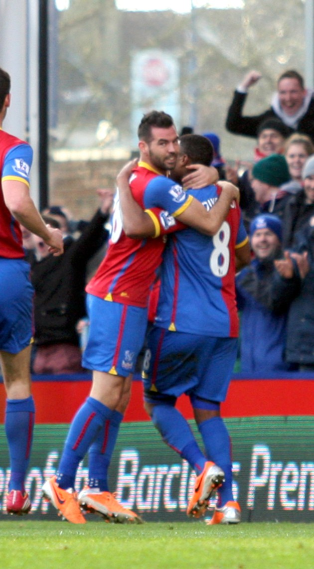 Get Premier League fit: Crystal Palace's head of conditioning's fitness tips