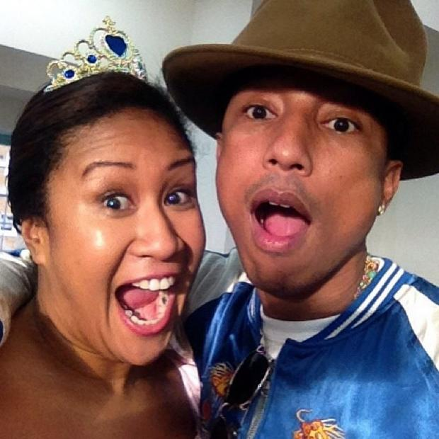 News Shopper: Pharrell meets Queen