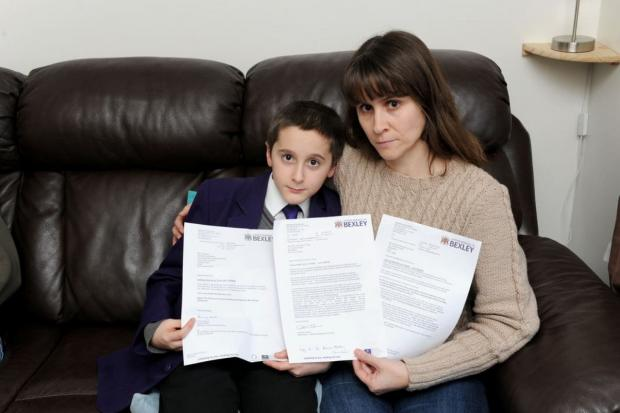 Bexley mum vows to take council to court over autistic son