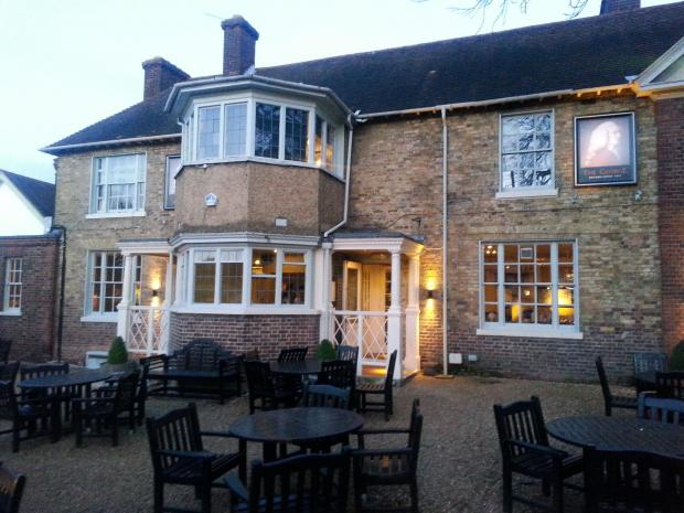 PubSpy reviews The George in Hayes