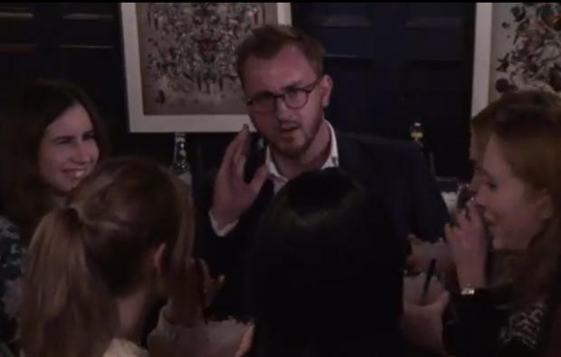 Video: Top 10 turn offs and watch Made in Chelsea star Francis Boulle's chat up failures