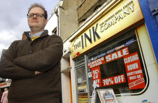 Bromley shop-owner says business is closing down blames redevelopment work in Bromley North