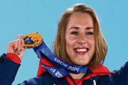 Lizzy Yarnold, 26, has been shortlisted for Sports Personality of the Year 2014.