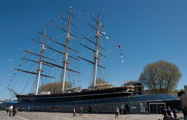 News Shopper: Blackheath schoolchildren perform in Greenwich Cutty Sark ship's new art space