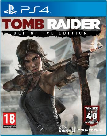 Tomb Raider Definitive Edition for PS4 and Xbox One