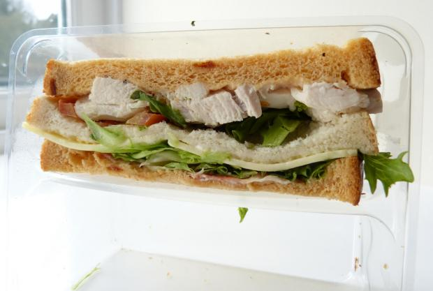 The public should be wary of reports of poisonous sandwiches being left in Croydon Recreation Ground
