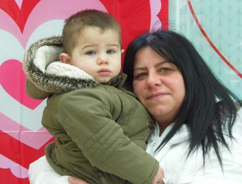 News Shopper: Image 8: Tracey and Mackenzie Wenbourne Mother and son