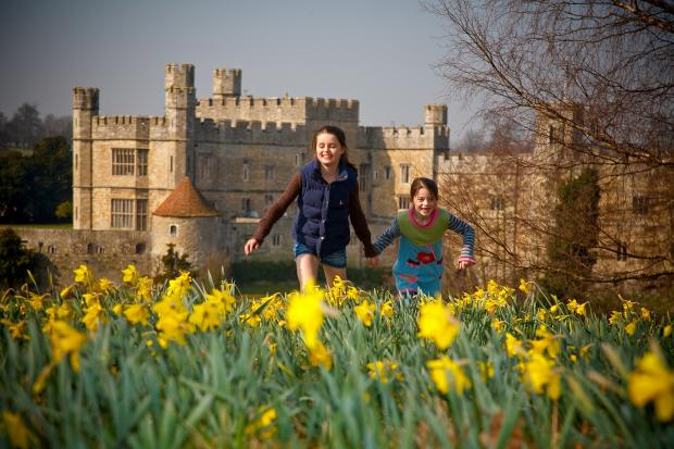 Would Leeds Castle make your Hall of Fame?