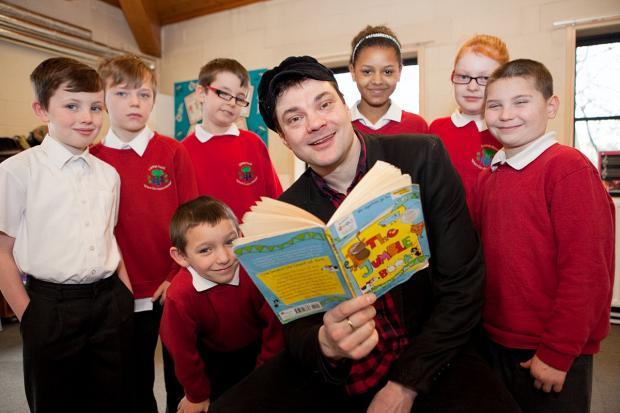 News Shopper: Thamesmead primary school celebrates 'gift' of dyslexia with performance and poetry