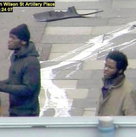 Michael Adebolajo, 29, and Michael Adebowale, 22, mowed the young soldier down in a car before hacking him to death in front of horrified onlookers near Woolwich barracks in south-east London on May 22 last year.