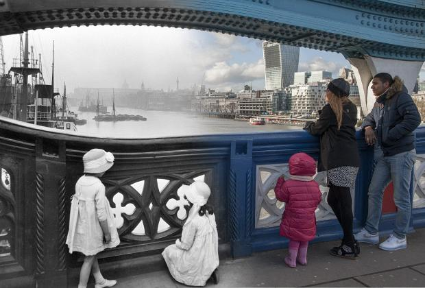 News Shopper: London's ghostly past revealed through free museum app