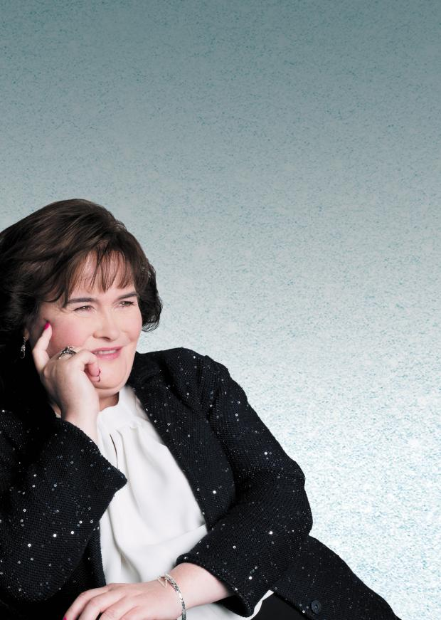 News Shopper: WIN tickets to see Susan Boyle live in London