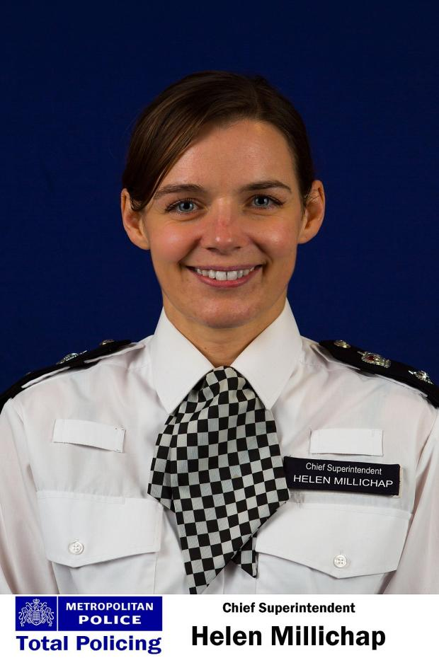 News Shopper: Detective Chief Superintendent Helen Millichap - Greenwich's new top cop