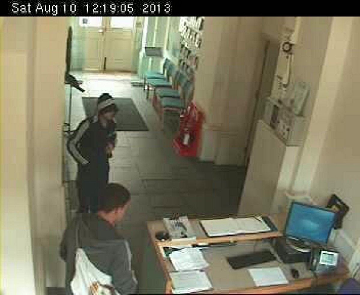 Greenwich police CCTV appeal over Trinity Laban burglary