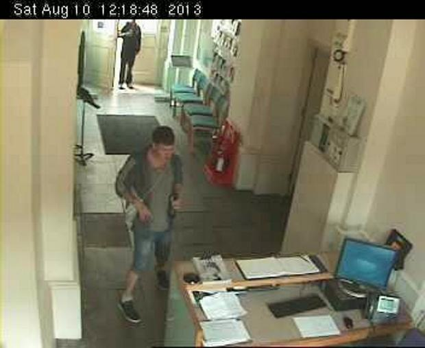 News Shopper: CCTV footage: do you know these men?