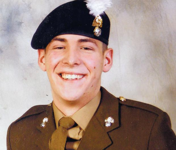 News Shopper: LEE RIGBY: The young soldier was killed on a London street