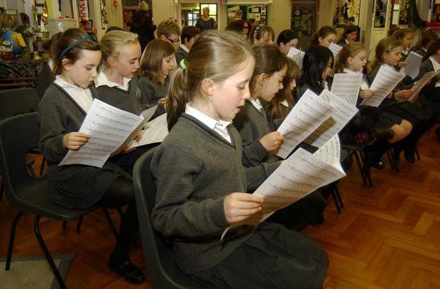 News Shopper: Eltham school choir's plea for funds to get to global singing competition in Wales