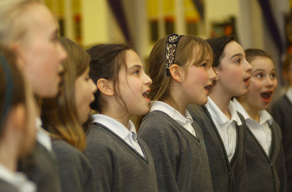 Eltham school choir's plea for funds to get to global singing competition in Wales