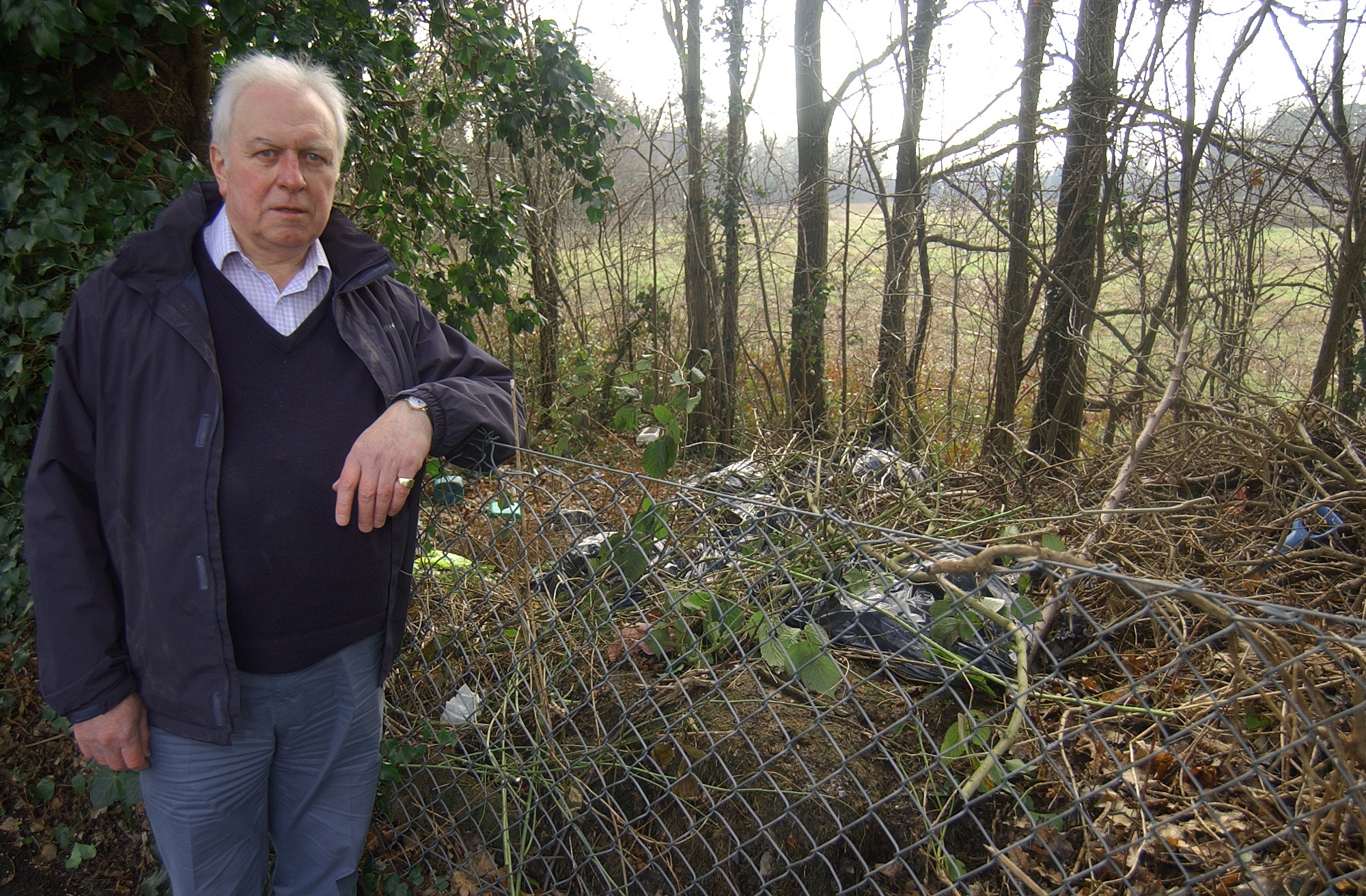 Bickley landowners say they should be allowed to build in borough's green belt