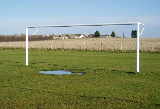 Have your goalposts seen better days? Then enter the competition before Match 28.