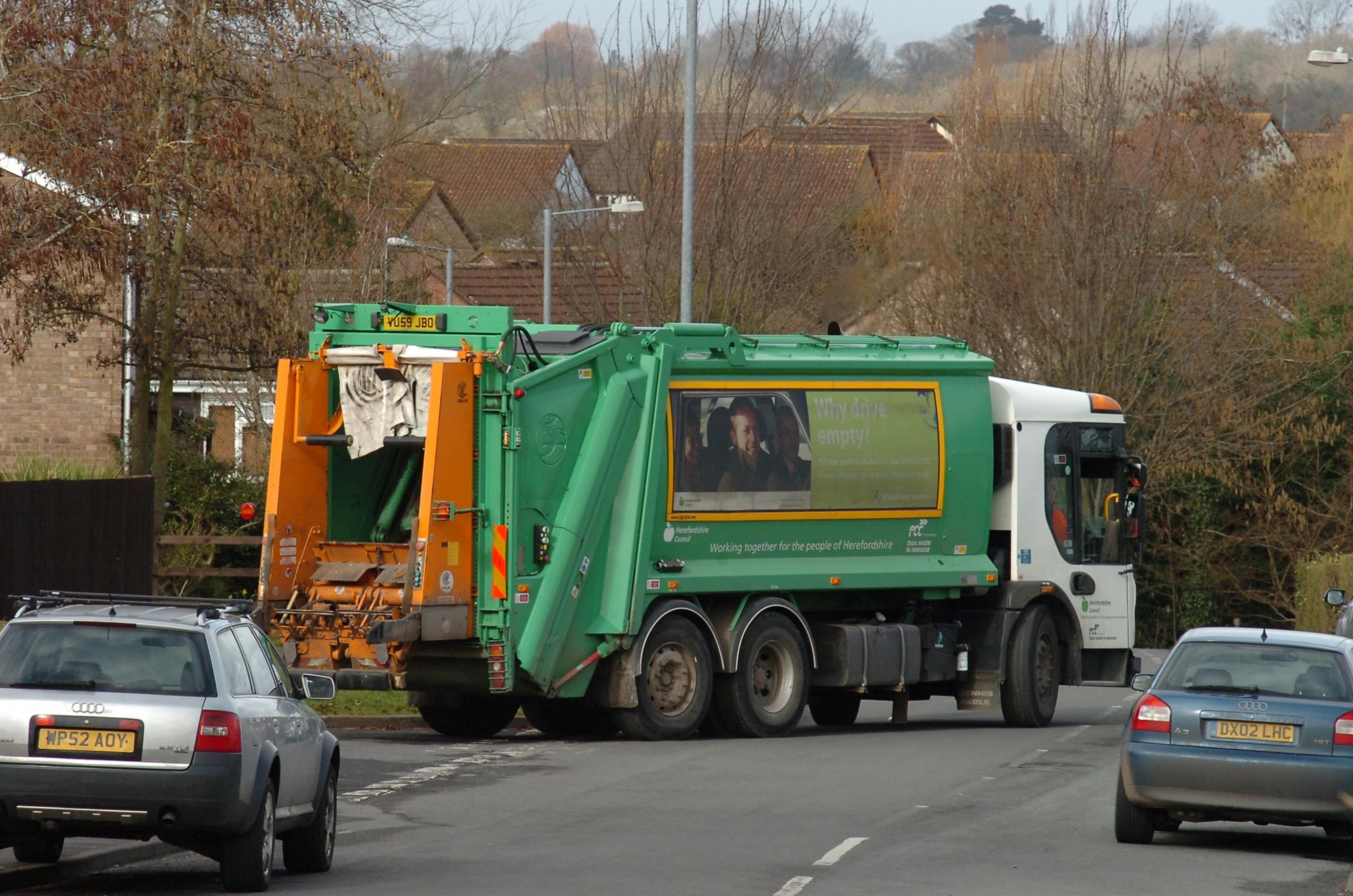 Bexley Council announce bank holiday changes to waste collection