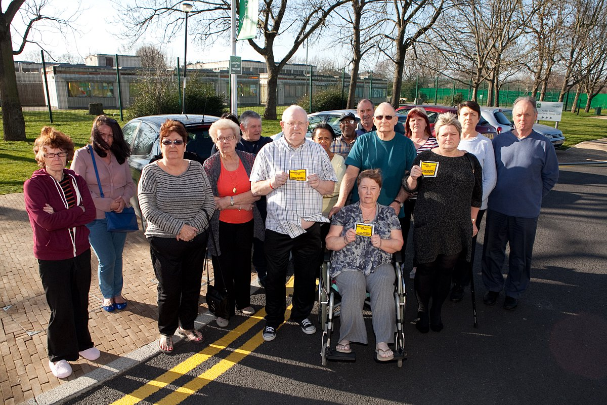 Kidbrooke Village sheltered housing residents lose all their parking