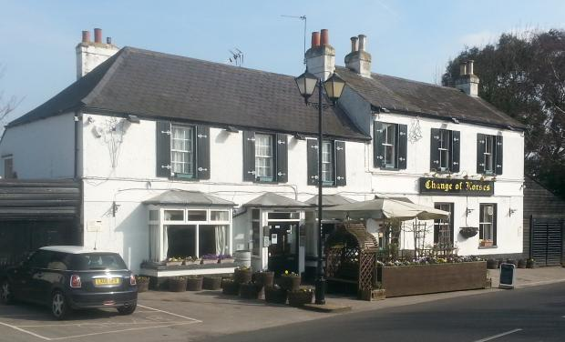 PubSpy reviews Change of Horses, Farnborough