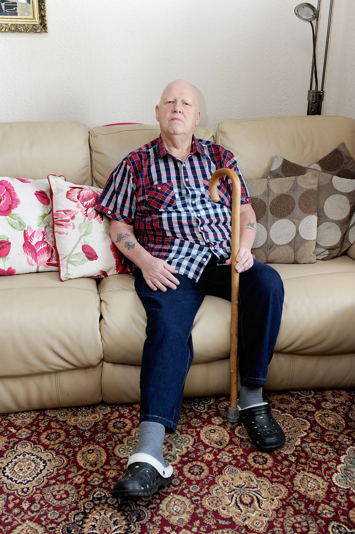 Alan Phelps has been waiting 20 months and six cancelled operations for a knee replacement.