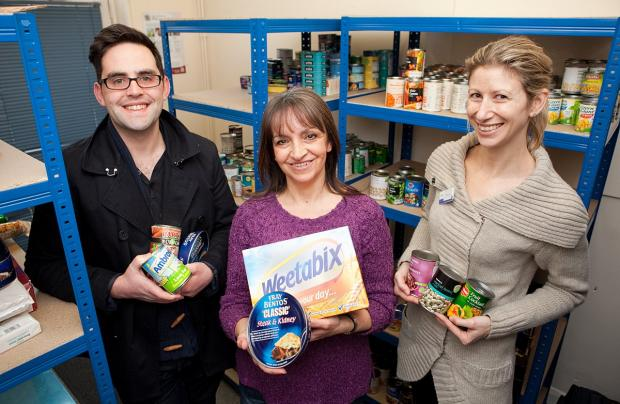 News Shopper: New food bank opens in Swanley High Street