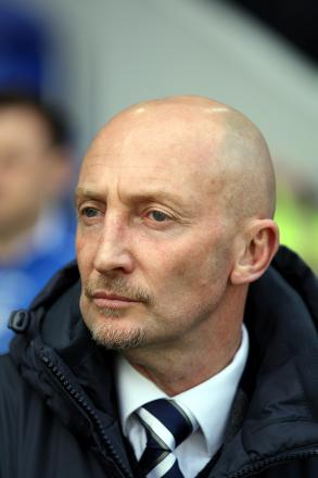 Lions manager Ian Holloway. Picture by Edmund Boyden.