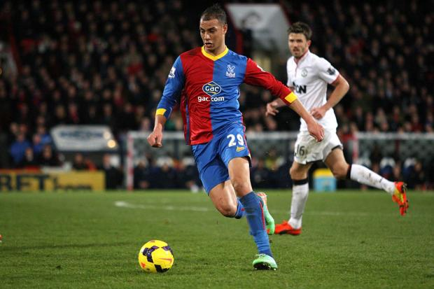 Out: Marouane Chamakh could miss both Premier League trips to the north-east