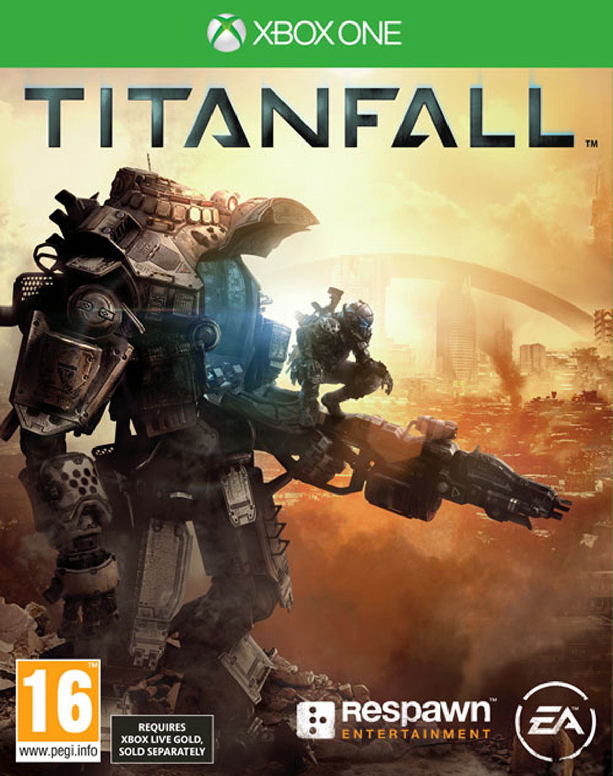 Review: Titanfall (XBox One, XBox 360 and PC)