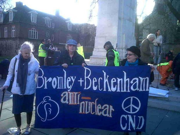 Bromley and Beckenham CND