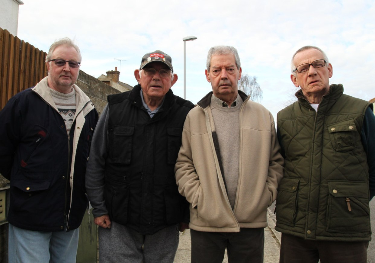 North Kent residents react in anger to street lights being turned off