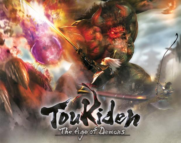 Toukiden The Age of Demons (PS Vita)