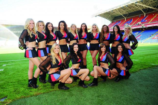 Because we can: The Crystals will be at the Eagles end of season awards night in May