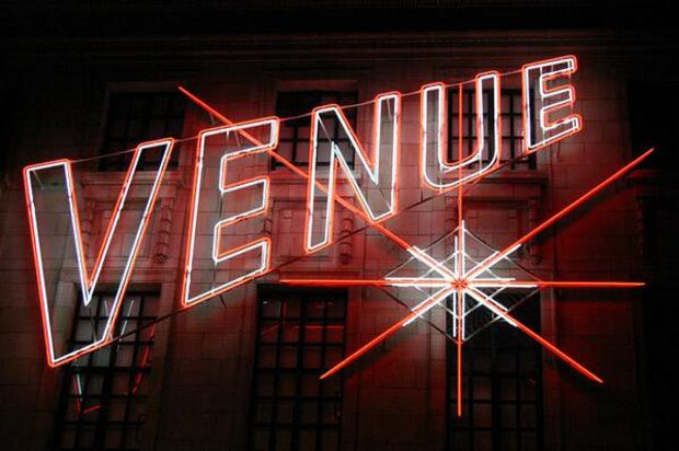 News Shopper: Venue - top nights