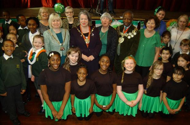 News Shopper: Paddy's Day annual celebrations of Irish Community Services