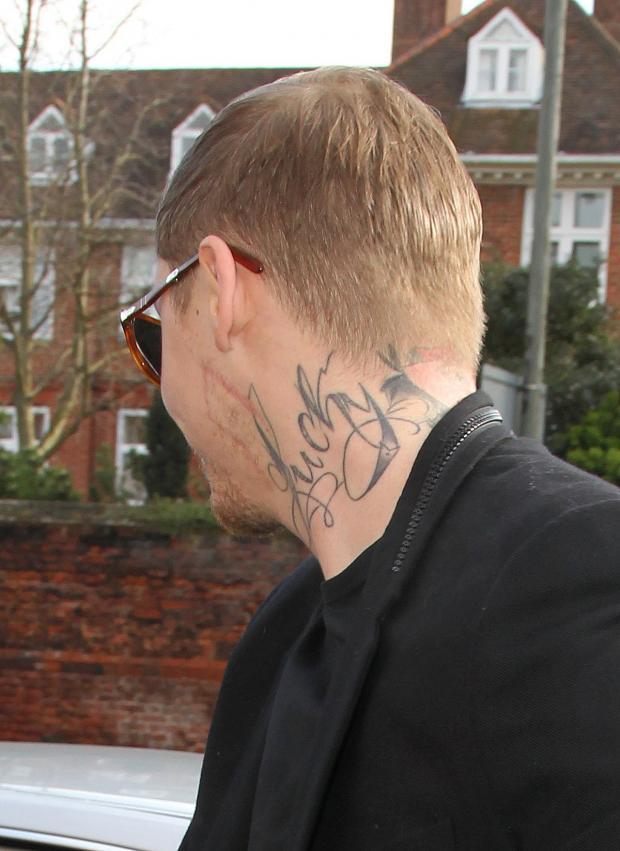 News Shopper: Lewisham rapper Professor Green was drink-driving when he crashed car 'chasing robber'