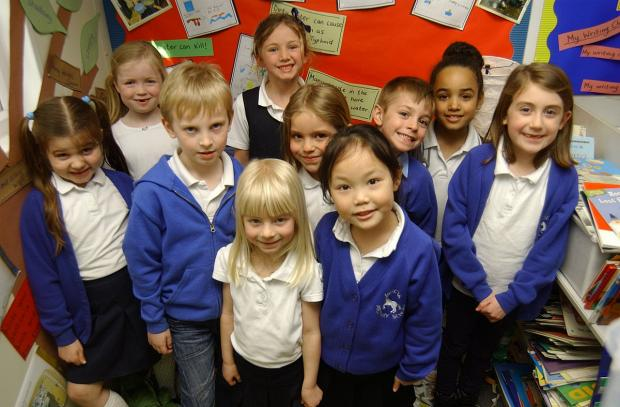News Shopper: Blackheath Invicta Primary children raise money for Unicef UK using Zequs website